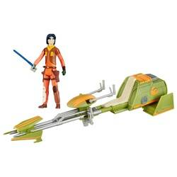 Ezra Bridger's Speeder + Ezra Bridger