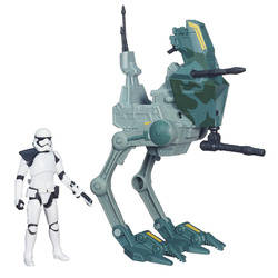Assault Walker + Stormtrooper Sergeant