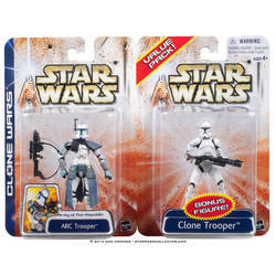 ARC Trooper and Clone Trooper (Value Pack)