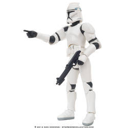 Clone Trooper, Army of the Republic