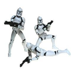 Clonetrooper Army 3-pack