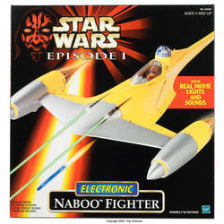 Electronic Naboo Fighter