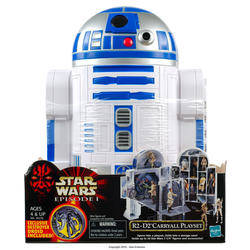 R2-D2 Carryall Playset + Exclusive Destroyer Droid