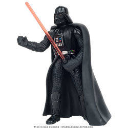 Darth Vader with Lightsaber (Flashback)