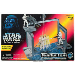 Death Star Escape Playset