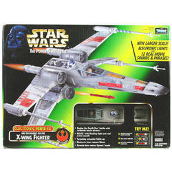 Electronic Power F/X Luke Skywalker's Red Five X-Wing Fighter