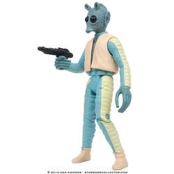 Greedo with Blaster (Commtech)