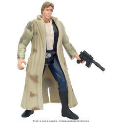 Han Solo in Endor Gear (blue pants)