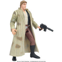 Han Solo in Endor Gear (brown pants)