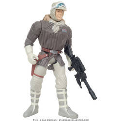 Han Solo in Hoth Gear