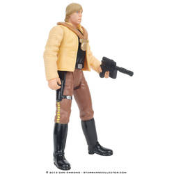 Luke Skywalker in Ceremonial Outfit