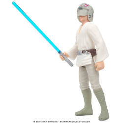 Luke Skywalker with Blast Shield Helmet