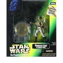 Millenium coin Princess Leia Organa in Endor Gear