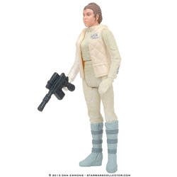 Princess Leia Organa in Hoth Gear