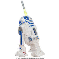 R2-D2 with Launching Lightsaber (Flashback)