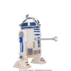 R2-D2 with New Features
