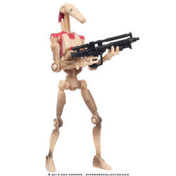 Battle Droid - Security