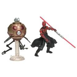 Darth Maul with Sith Attack Droid