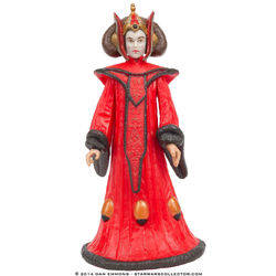 Queen Amidala - Theed Invasion