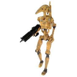 Battle Droid - Dirty