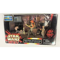 Mos Espa Encounter 3 Pack (Sebulba, Jar Jar Binks, Anakin Skywalker)