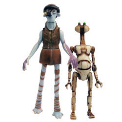 Ody Mandrell with Otoga 222 Pit Droid