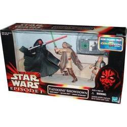 Tatooine Showdown 3 Pack (Darth Maul, Qui-Gon Jinn, Anakin Skywalker)