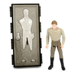 Han Solo in Carbonite Chamber