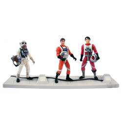 Rebel Pilots (Wedge Antilles, Ten Numb, Arvel Crynyd)