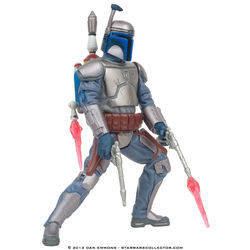 Sneak Preview Jango Fett