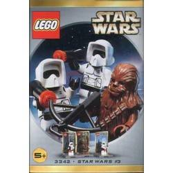 Chewbacca and 2 Biker Scouts Minifig Pack - Star Wars #3