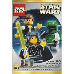 Luke Skywalker, Han Solo and Boba Fett Minifig Pack - Star Wars #2