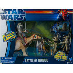 Battle Of Naboo (jamais sorti)