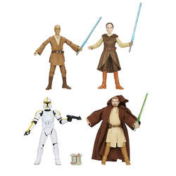 Battle Of Geonosis (Jedi Knights) - Pack 1
