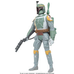 Boba Fett - The Empire Strikes Back