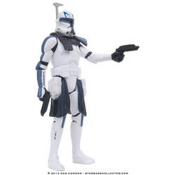 Captain Rex - The Clone Wars