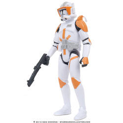 Clone Commander Cody - Revenge Of The Sith