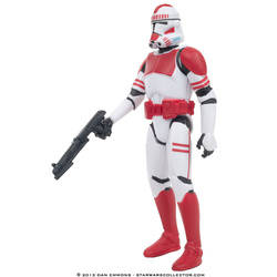 Clone Shock Trooper - Revenge Of The Sith