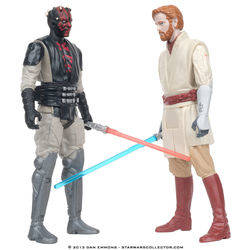 Mandalore - Obi-Wan Kenobi and Darth Maul