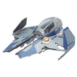 Obi-wan's Jedi Starfighter (blue version)
