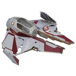 Obi-wan's Jedi Starfighter (red version)