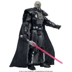 Figurine star wars the black series #01 R-5 G-19 3 pouces