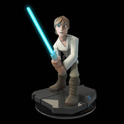 Luke Skywalker - Light FX