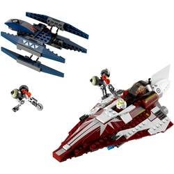 Ahsoka's Starfighter and Droids