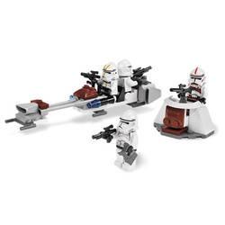lego star wars ref 7654 2007 clone troopers battle pack - Lego Star Wars Vaisseau Clone