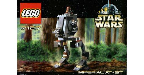 At Lego Star 7127 Imperial St Wars v6gfIybY7