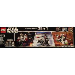 Microfighter 3 in 1 Super Pack