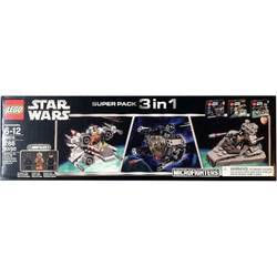Microfighter Super Pack 3 in 1