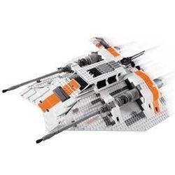 rebel snowspeeder - Lego Star Wars Vaisseau Clone
