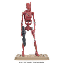 Battle Droid (red version)